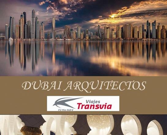 Dubai para Arquitectos