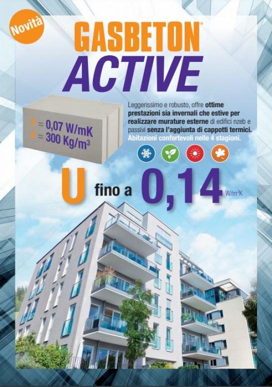 Catálogo Gasbeton Active