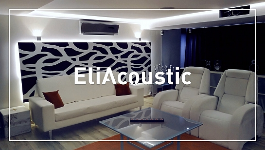EliAcoustic SeaLand Luxury (4 unidades)