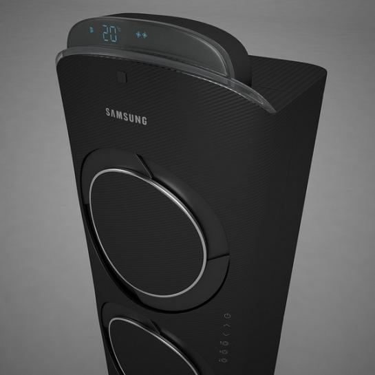 SAMSUNG Q9000 aire acondicionado