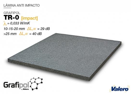 Aislamiento termoacústico TR-0 Impact
