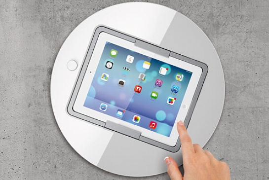 Sistemas extraibles para ipad in-wall