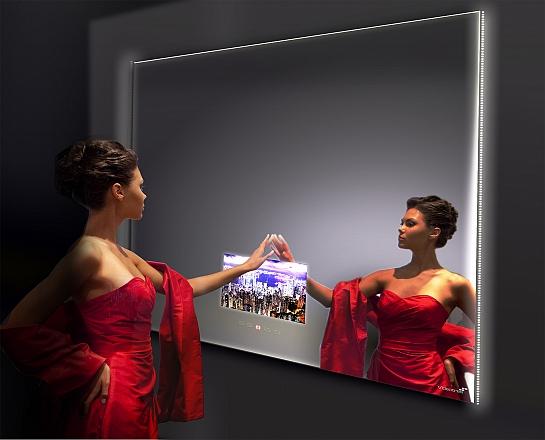 Televisión en espejo