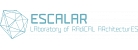 ESCALAR - LAboratory Of RAdiCAL ARchitecturES
