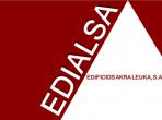 EDIALSA - Edificios Akra Leuka, S.A.