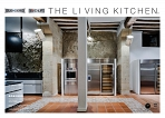THE LIVING KITCHEN SUBZERO WOLF