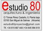 Estudio 80 Arquitectura E Ingeniería